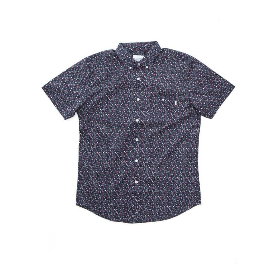 Dark shirt